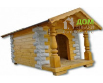 Декоративные и интересные будки для собак