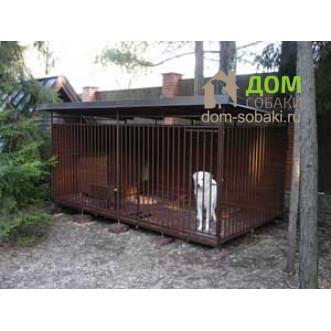 Вольер Бронкс — купить по выгодной цене в Москве и Московской области с доставкой, фото
