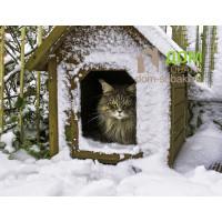 Будка для кота