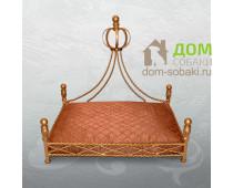 Кованный лежак Алладин