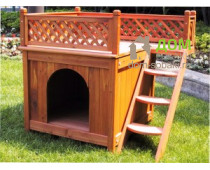 Летняя будка для собаки