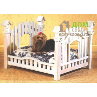 Кроватка Принцессы — купить по выгодной цене в Москве и Московской области с доставкой, фото